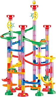 109PCS Marble Run Set Funny Creative Construction Toy for Kids Marble Track Toy Kids Developmental Toys JoyBuySaudi Dig-Lo