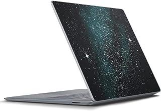 igsticker Surface Laptop3 15インチ 専用スキンシール Microsoft サーフェス ラップトップ カバー フィルム ステッカー アクセサリー 保護 001524 クール 宇宙 星