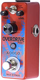 Best guitar tube pedal Reviews
