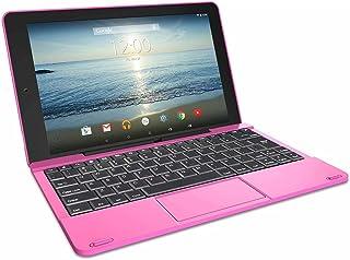 29.2cm 平板电脑四核二合一 clip ON 键盘蓝色 粉色