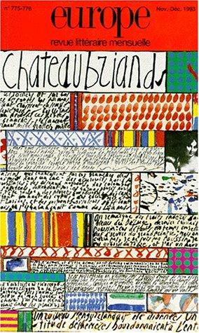 Chateaubriand, numéro 775-776
