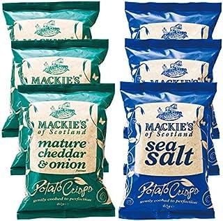 イギリス 土産 マッキーズポテトチップス 2種6袋セット (海外旅行 イギリス お土産)
