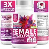 Best Female Sex Enhancers - N1N Female Enhancement Pills - [14 Potent Herbs] Review