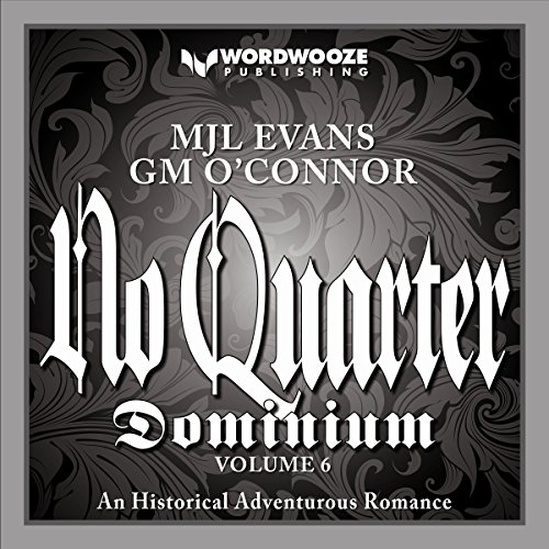 No Quarter: Dominium - Volume 6 audiobook cover art