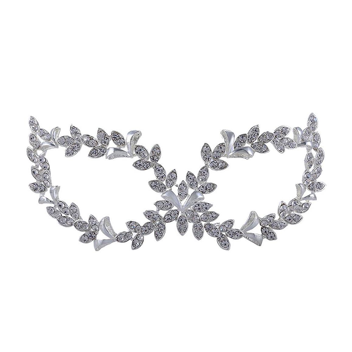 アナロジーランダムクリエイティブROSENICE 仮面舞踏会マスク 調節可能