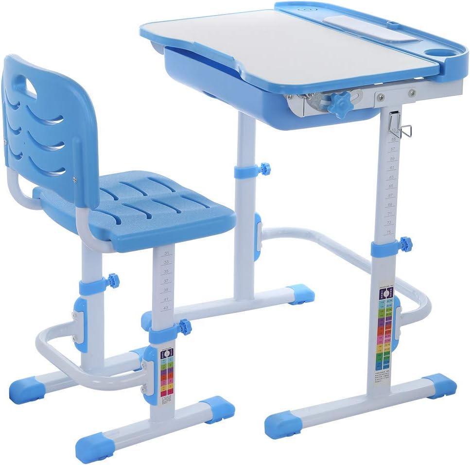 FartPeach Kids Bedroom Minneapolis Limited price sale Mall Furniture Set - Adjustable Drawing Boards