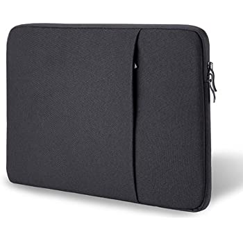 New 15.6 HP 15s Pavilion 15 Spectre 15 ENVY 15 DELL XPS 15 Lenovo IdeaPad S540 New 15 Microsoft Surface Laptop 3 CAISON 15-16 inch Laptop Case Sleeve for Apple 16 MacBook Pro 2019