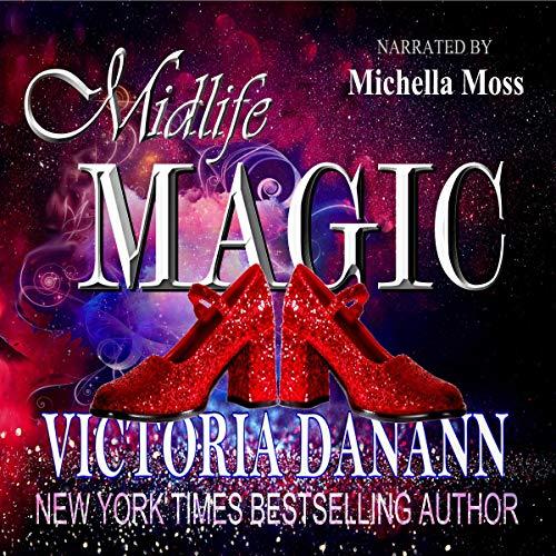Midlife Magic: A Paranormal Women's Fiction Novel cover art