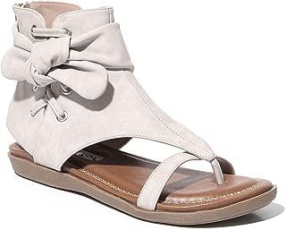 Chi Zip-up Sandal