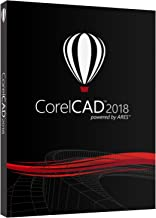 CorelCAD 2018 Design and Drafting Software for PC/Mac [Old Version]