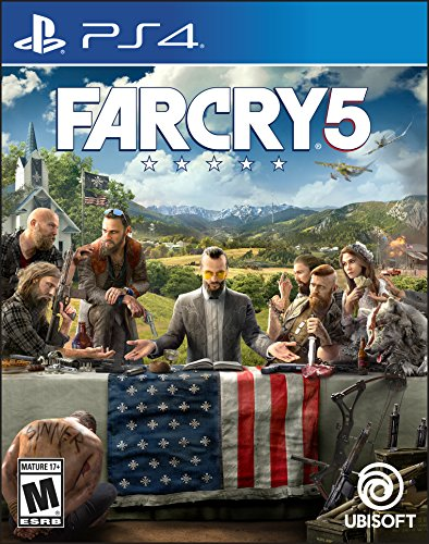 Far Cry 5 – Day One Edition – PlayStation 4