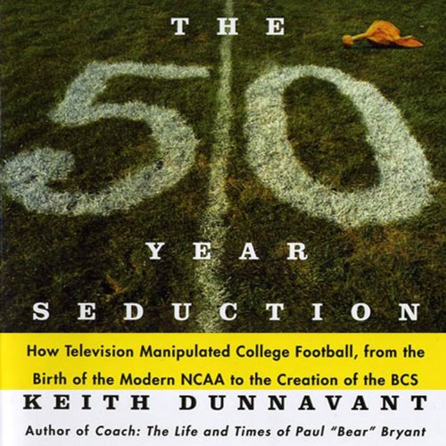 The 50 Year Seduction audiobook cover art