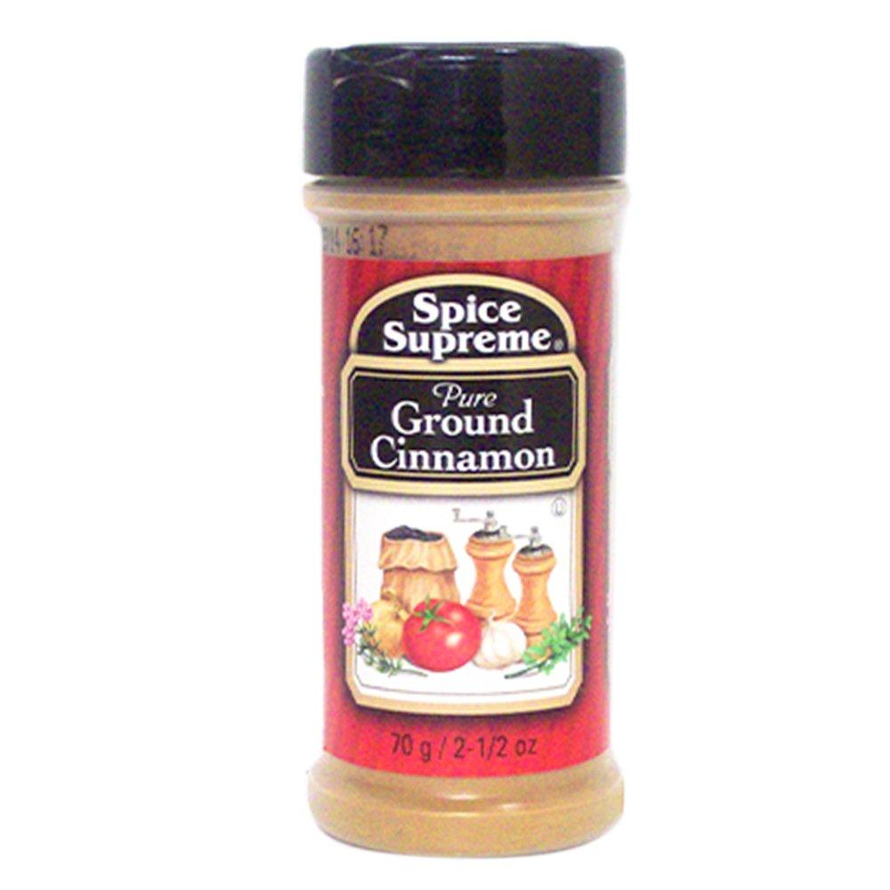 Spice Supreme- Max 70% OFF List price Ground 71g Cinnamon