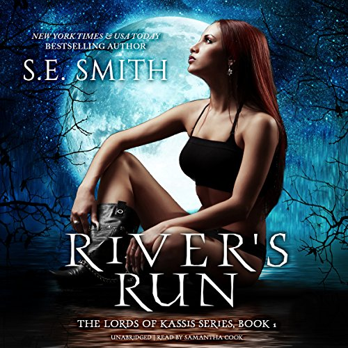 River's Run audiobook cover art