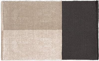 ferm Living Tapis 75 % Polyester recyclé et 25 % Coton 50 x 80 x 2 cm