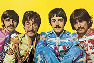 The Beatles Sgt Peppers Lonely Hearts Club Band Poster Maxi - 91.5 x 61cms (36 x 24 Inches)