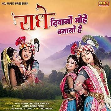 Radhe Deewano Mohe Banayo Hai - Single