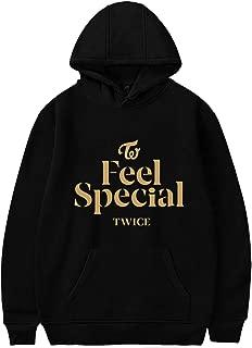 Kpop Twice New Album Feel Special Hoodie Momo Sana Tzuyu Nayeon Sweater Jacket