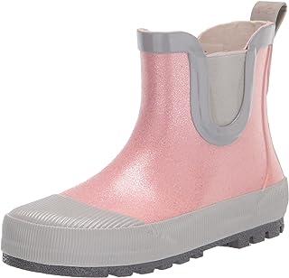 Western Chief Kids Girl's Chelsea Sparkle Rain Boots (Toddler/Little Kid)