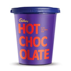 Cadbury Hot Chocolate Drink Powder Mix, 200 g