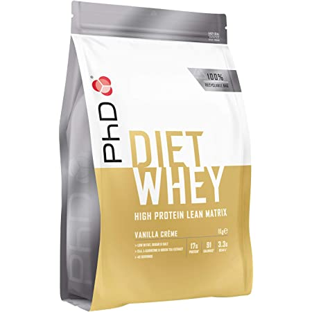 NEW Pure Whey Protein Powder Shake Vanilla 1 Kg Pure Whey Protein Is A W UK FAS