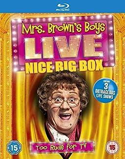 Mrs. Brown's Boys Live - Nice Big Box