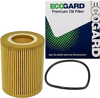 ECOGARD X5692 Premium Cartridge Engine Oil Filter for Conventional Oil Fits Land Rover LR2 3.2L 2008-2012 | Volvo XC90 3.2L 2007-2014, XC60 3.0L 2010-2016, XC60 3.2L 2010-2015, XC70 3.2L 2008-2015
