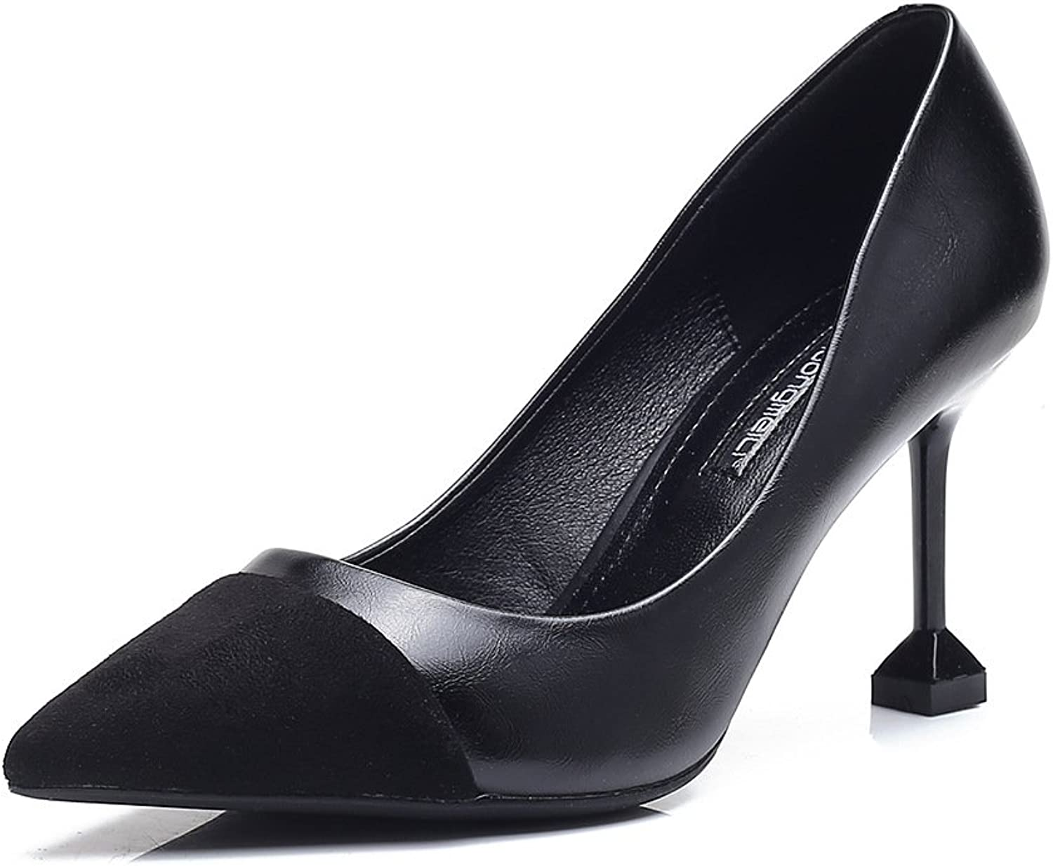 Meiren High Heels Pointed Stiletto Single shoes Women's shoes
