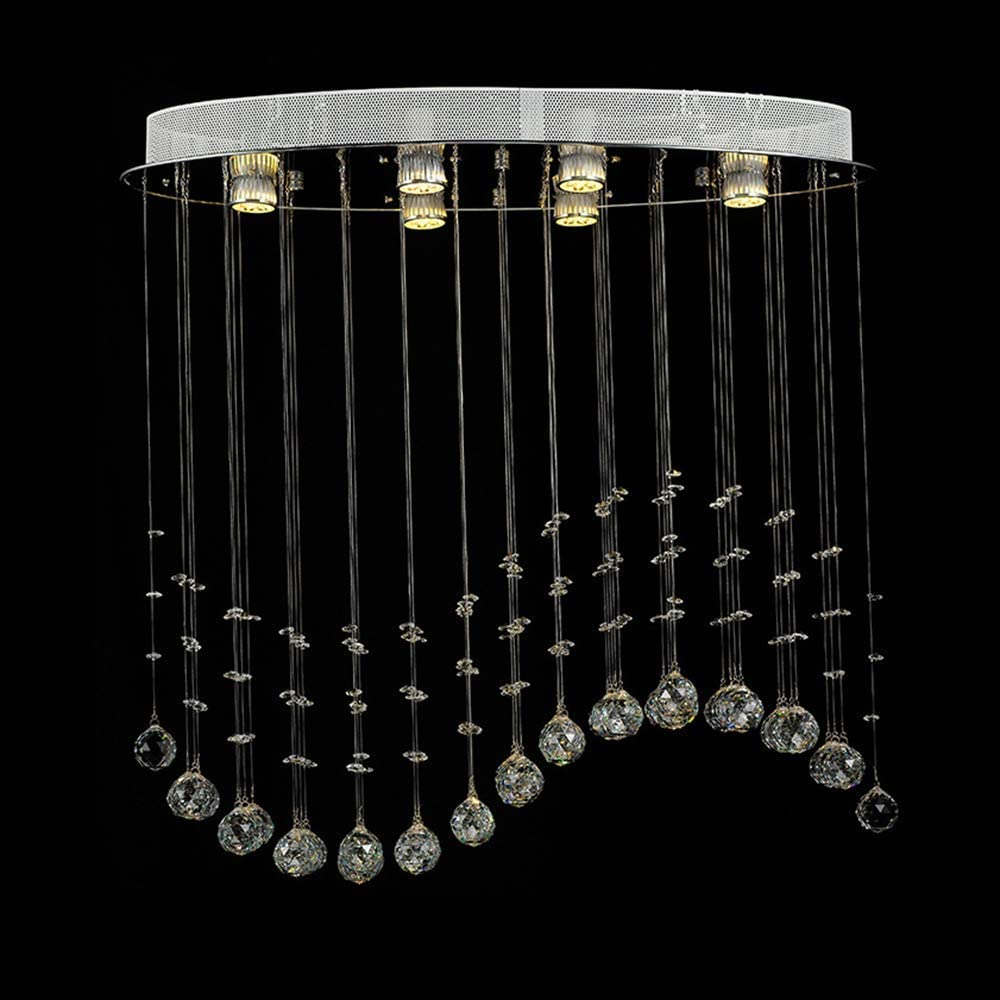 Lampadario di cristallo moderno xajgw