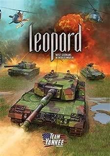 Battlefront Miniatures Team Yankee: Leopard - West Germans in World War III