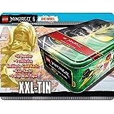 collect-it Lego Ninjago Serie 6 Trading Cards - Caja de lata