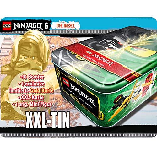 collect-it Lego Ninjago - Serie 6 Trading Cards - 1 Tin Box