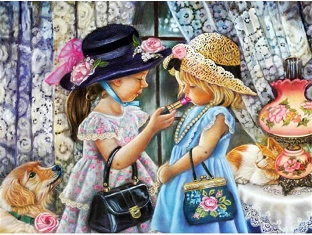 Diamond Embroidery Large DIY 5D Bombing free shipping A 2021 model Kids Painting for Kits