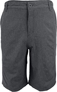 LeeHanTon Mens Work Shorts Performance Quick Dry Comfort Stretch Shorts