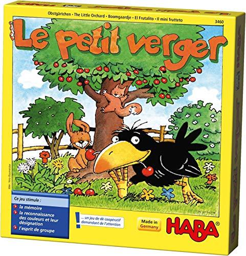 HABA-Le Petit Verger-Jeu coopératif-3 Ans et Plus, 003460