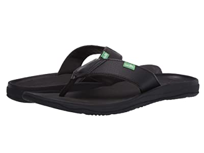 Sanuk Tripper H2O Yeah (Black) Men