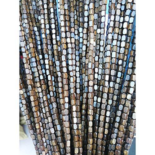 Perlenvorhang Türvorhang Holzperlen Vorhänge Tür-Fadenvorhänge Wohnkultur Für Raumteiler Türschrank-Durchgang Rustikales Bildschirmpanel, 3 Farben PENGFEI ( Color : B , Size : 100 strands-100x200cm )