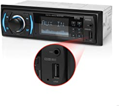BOSS Audio Systems 612UA Multimedia Car Stereo – Single Din, No CD DVD Player, MP3,..