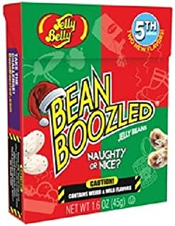 Jelly Belly Bean Boozled 5th Edition Box, 1.6 ounces X 3 Boxes