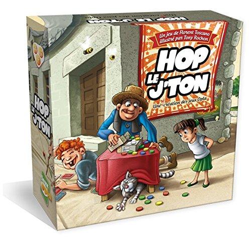 Jeux Opla - Hop Le J'ton