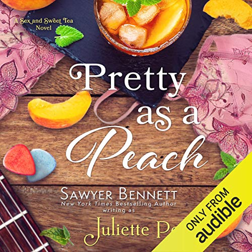 Pretty as a Peach                   By:                                                                                                                                 Sawyer Bennett (writing as Juliette Poe)                               Narrated by:                                                                                                                                 Alexander Cendese,                                                                                        Savannah Peachwood                      Length: 6 hrs and 16 mins     1 rating     Overall 5.0