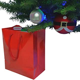 Santas Secret Gift Limited Edition - Christmas Tree Watering System (Rudolph Red) Waterer | Made in USA