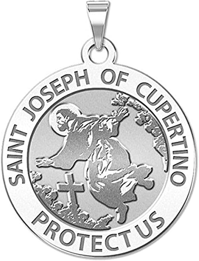 PicturesOnGold.com Saint Joseph of Cupertino Religious 3 - Medal Columbus Our shop most popular Mall