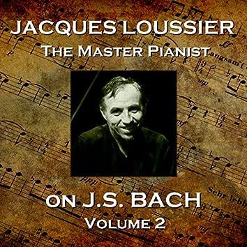 Jacques Loussier on JS Bach