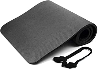 Yoga mat Stretching Floor & Fitness Workouts| Yoga Mat Small 15mm Thick Durable Yoga Mat Anti-Skid Sports Fitness Mat Anti...