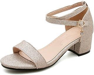 479a2c1f7eab6 Amazon.com: creeper - Heeled Sandals / Sandals: Clothing, Shoes ...
