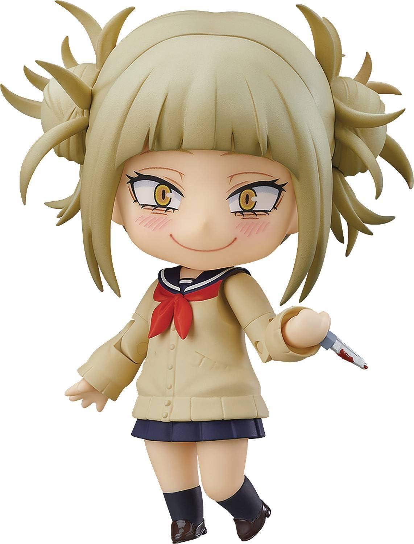 Banpresto My Hero Academia BFCM Figure Figurine 18cm vol.5 Toga Himiko Normal