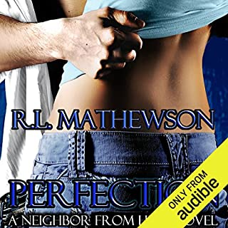 Perfection audiobook cover art