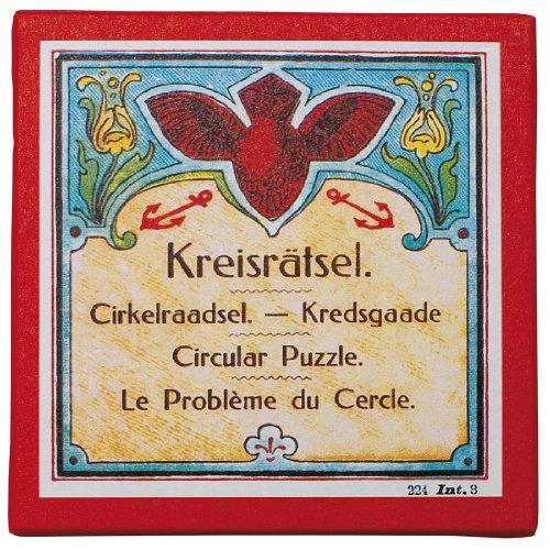 Gollnest et Kiesel - Anker - 57783 - Casse-tête - Rond en Pierre - 10 Éléments