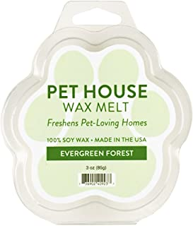 One Fur All 100% Natural Soy Wax Melts in 20+ Fragrances, Pack of 2 by Pet House –..